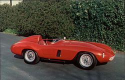 1954 Ferrari 750 Monza Sports Racing Car