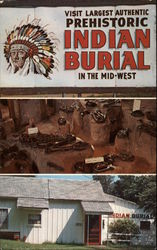Indian Burial Pits