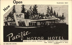 Pacific Motor Hotel