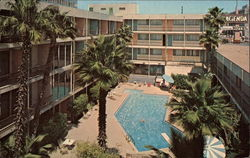 Los Angeles Airport Hacienda International Hotel