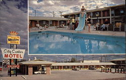 Motel & Swimming Pool, City Center Motel