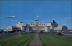 Seattle-Tacoma International Airport Postcard