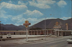 Whiting Bros. Motel, Flagstaff, Arizona