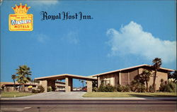 Royal Host Inn in Lodi, California
