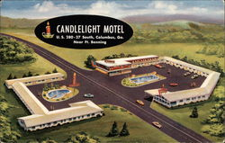 Candlelight Motel & Restaurant near Ft. Benning