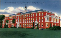 Fairfield Hall, Girl's Dormitory of State Teachers College
