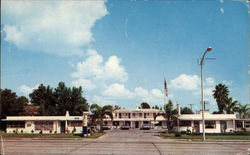 Bickford's Mt. Vernon Motel Postcard