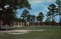 Men's Dormitory Buildings, Southeastern Louisiana College