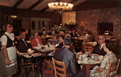 The Chalet Motor Lodge - Dining Room