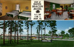 Views of the Beautiful, New Beacon Motel