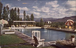 Mountain View House Swimming Pool