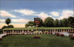 Palace Motel Postcard