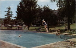 The Swimming Pool, The Northfield Hotel