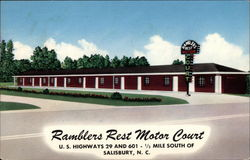 Ramblers Rest Motor Court
