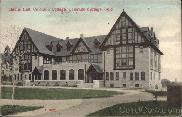 Colorado College - Bemis Hall Colorado Springs
