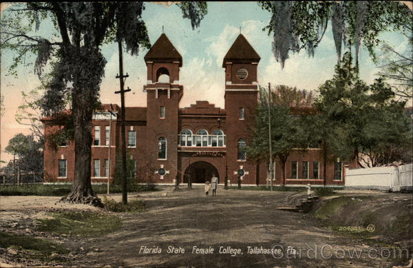 Florida State Female COllege Tallahassee
