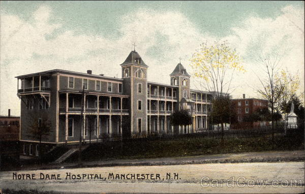 Notre Dame Hospital Manchester New Hampshire