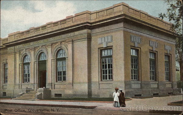 Post Office Gloversville New York