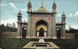 The Mosque Postcard