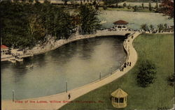 View of the Lakes, Willow Grove
