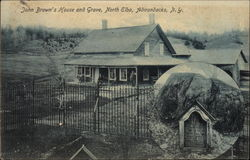 John Brown's House and Grave