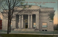 Alumni Memorial Hall, University of Michigan