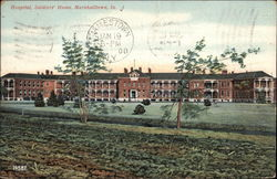 Hospital, Soldiers' Home