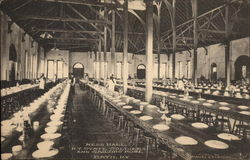 Mess Hall, N.Y. State Soldiers and Sailors Home