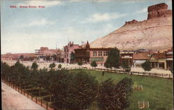 View Down Main Street