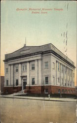 Champlin Memorial Masonic Temple