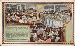 Sears, Roebuck and Company Postcard