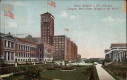 Sears, Roebuck & Co Postcard