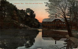 Paton Pond and Comb Factory