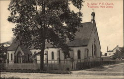 St. James' P.E. Church