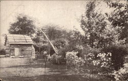 The Patterson Log Cabin