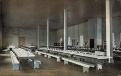 Dining Room, Oregon State Prison