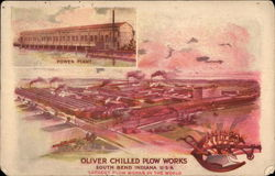 Oliver Chilled Plow Works
