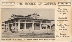 The House of Capper at Kansas State Fair