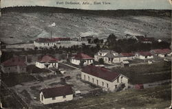 East View of Fort Defiance