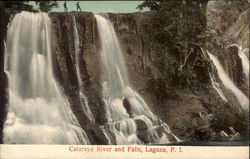 Calaraya River and Falls
