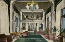 Ladies Parlor, US Grant Hotel