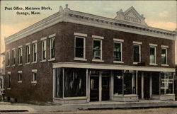 Post Office - Mattawa Block