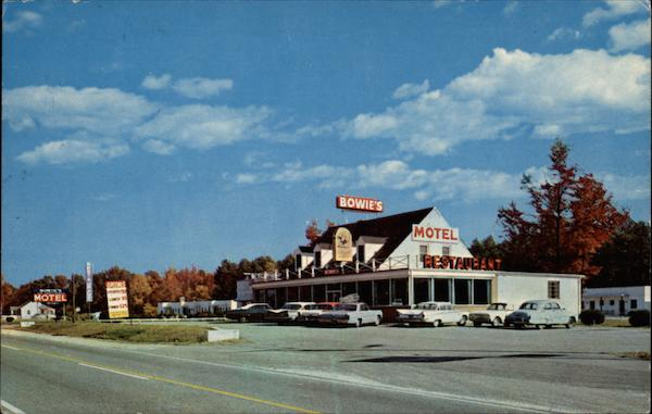Bowie's Motel & Restaurant Lorne Virginia