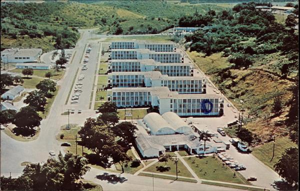 Enlisted Barracks U S Naval Station Roosevelt Roads Pr