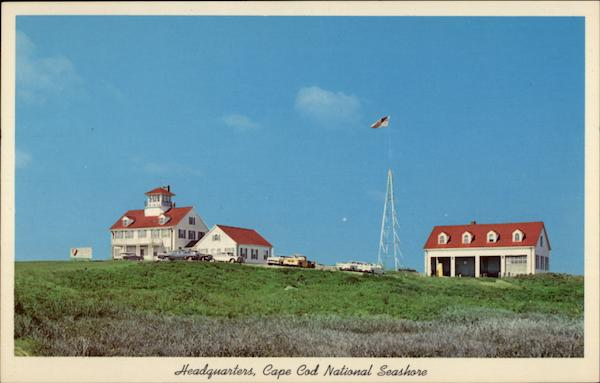 Headquarters Cape Cod National Seashore Massachusetts