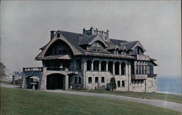 us senator aldrich estate boat house warwick  ri