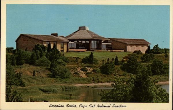 Reception Center, Cape Cod National Seashore Massachusetts