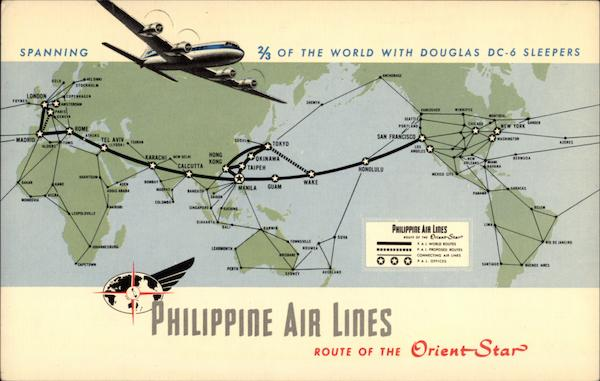 Philippine Air Lines Aircraft