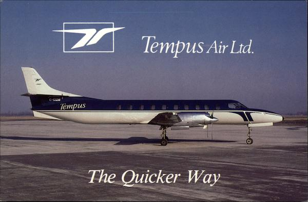 Tempus Air Ltd Aircraft