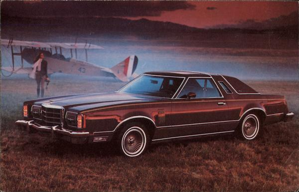 1979 Ford Thunderbird Heritage Cars